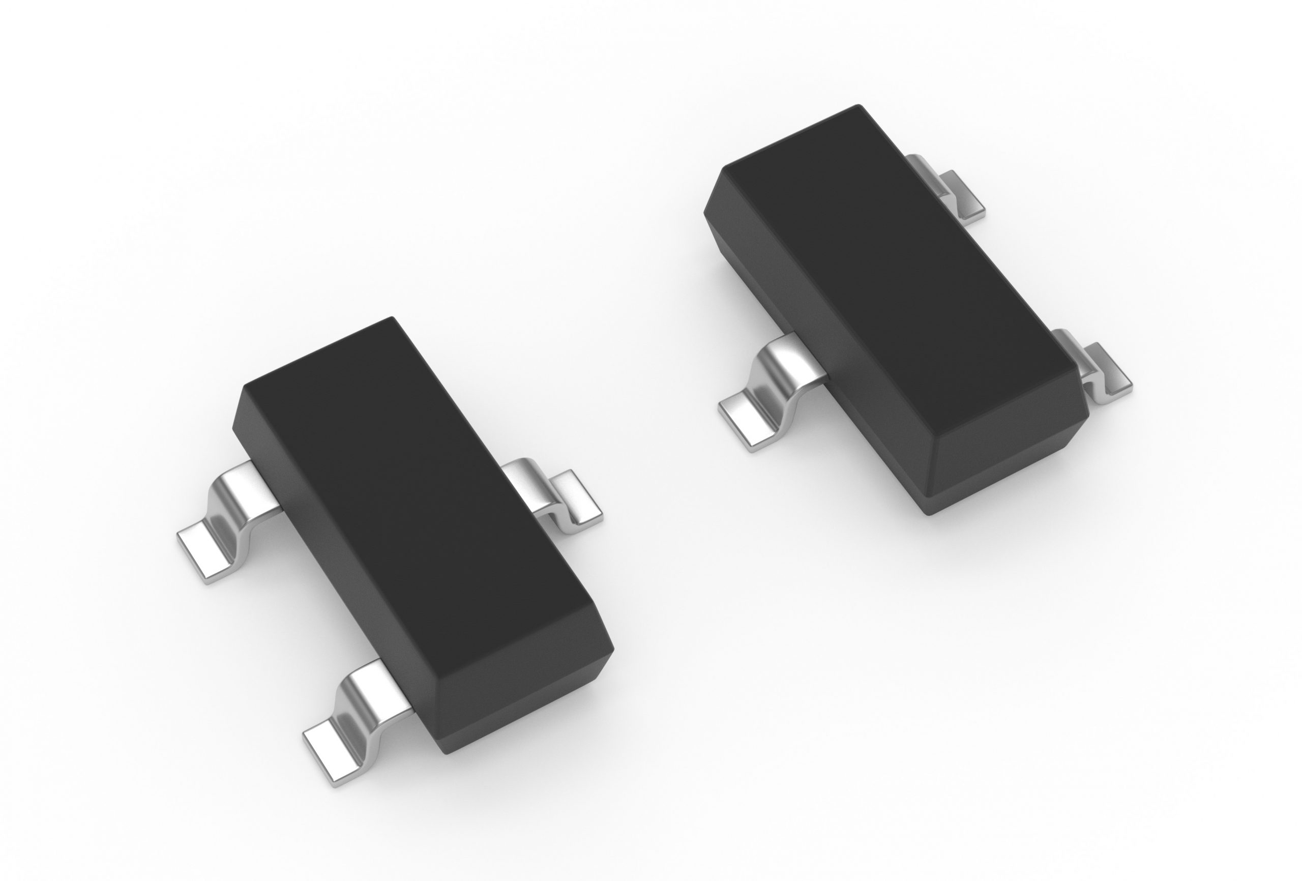 SMD SOT-23 transistor
