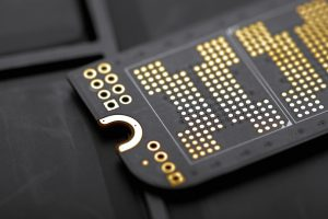 Importance of current return path in PCB design.