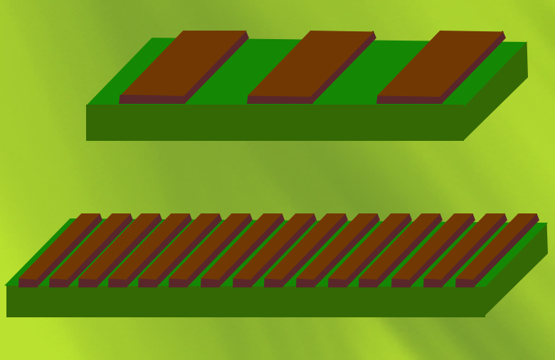 Trace spacing and PCB cost