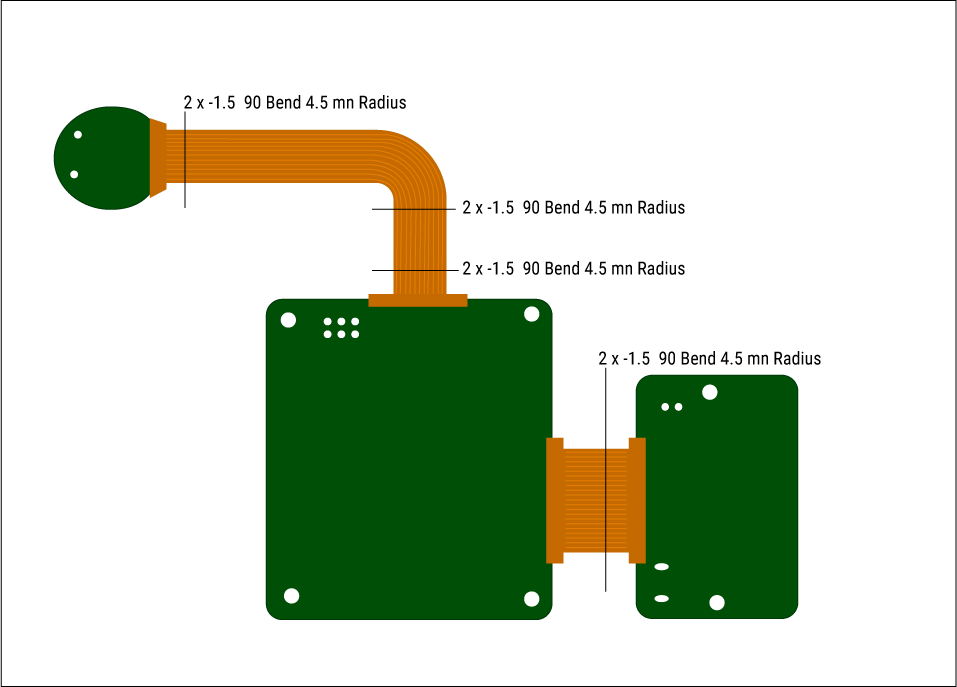 Flex PCB Design Guidelines for rigid and flex section