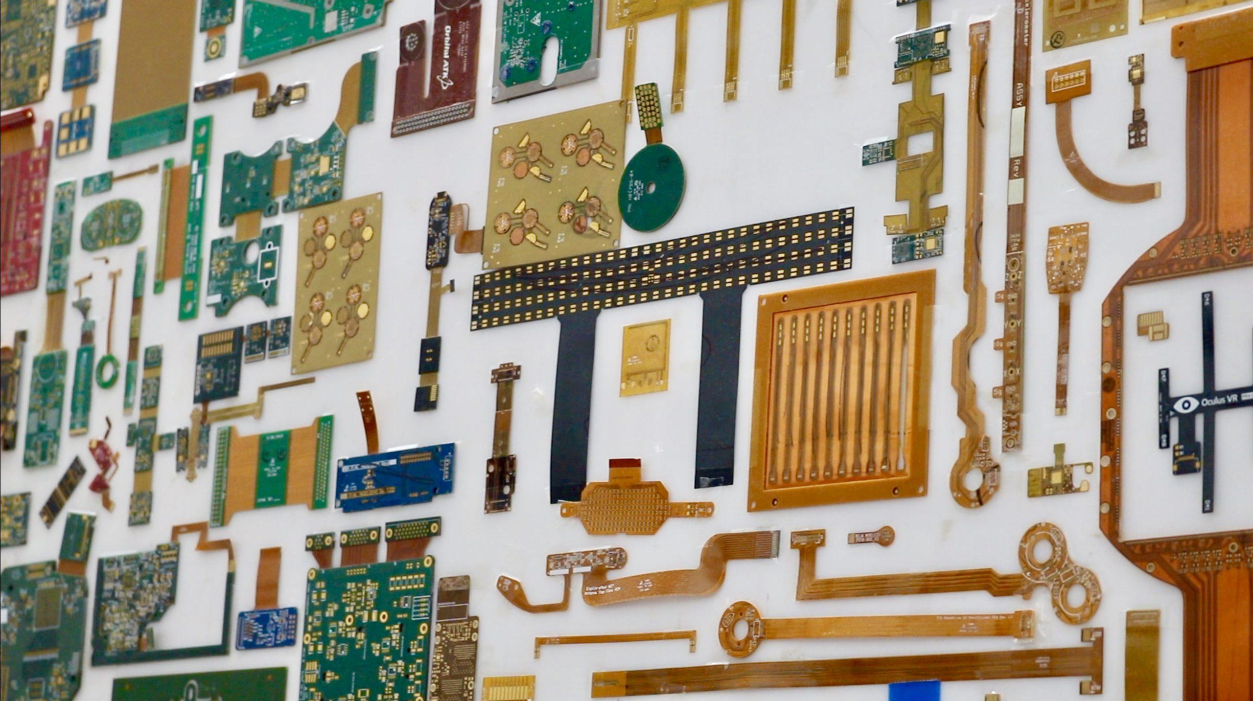 Sierra Circuits flex wall