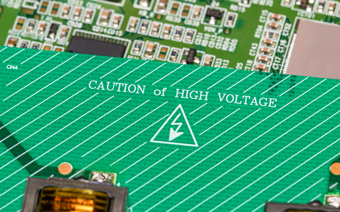 High Voltage Circuit Boards and Safety Standards