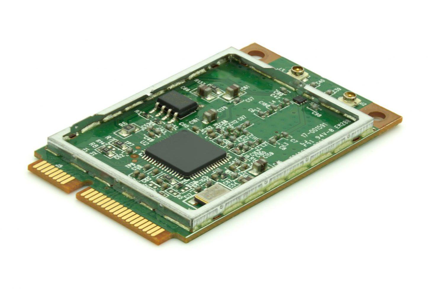 Mini PCIe card