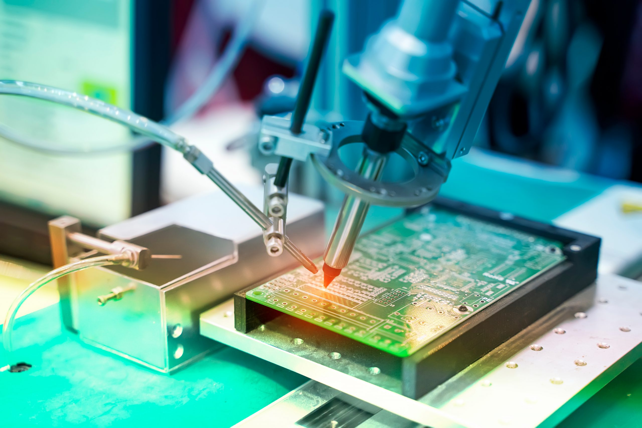 Removal of conformal coating by soldering