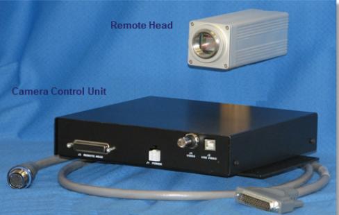 Radiation hardened cameras