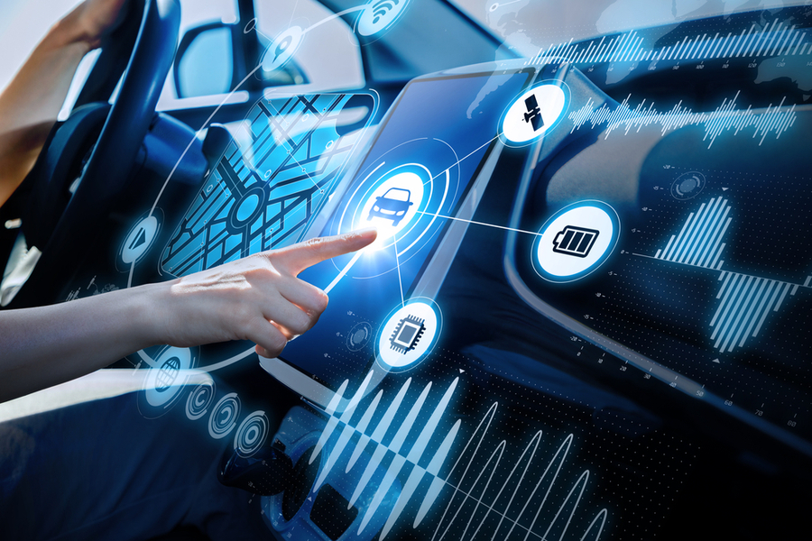The Connected Car Market