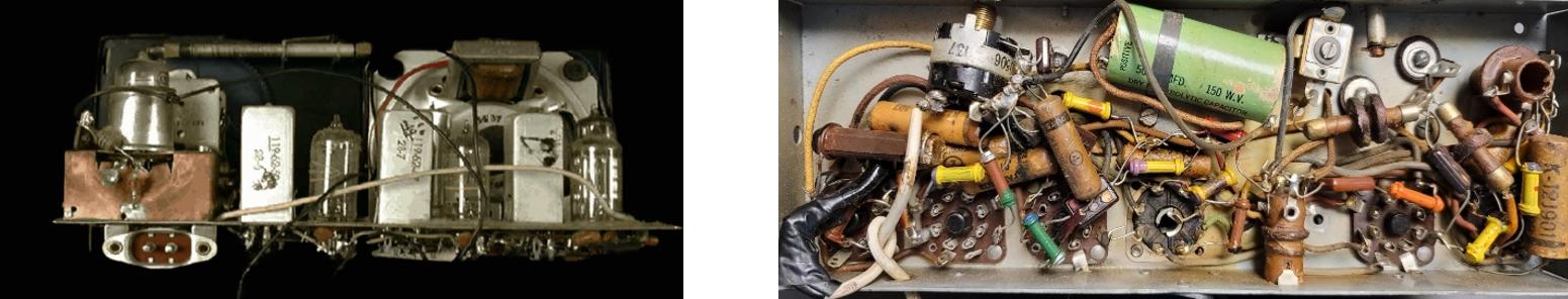 Vacuum Tube Assembly