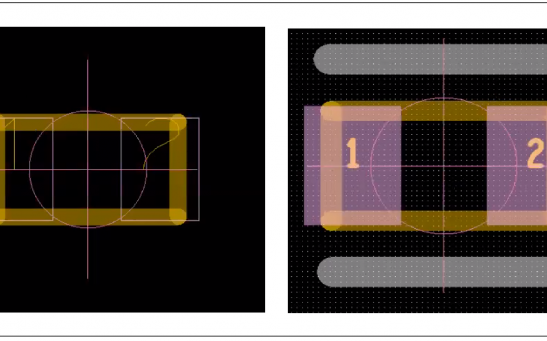 PCB Footprint Creation in Allegro, Altium Designer & KiCad
