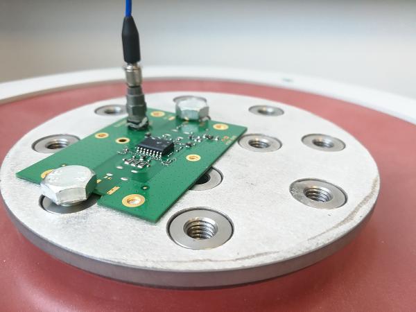 PCB vibration testing